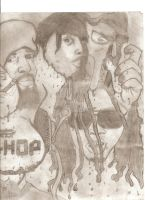 I AM HIP HOP..PT2 by knowledgeart