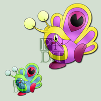 Fakemon PACKU by psychonyxdorotheos