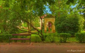 The My City. Hungary. HDR-picture. by magyarilaszlo