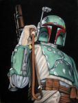The Bounty Hunter by BruceWhite