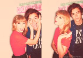 +HaylorAtRadioShow by FlawlessSwift