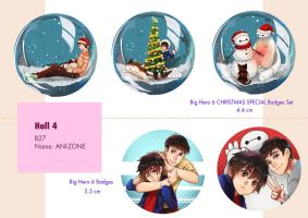 BH6 Badges Preview by WendyTanSW