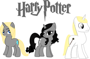 Harry Potter Ponified 6 by asdflove