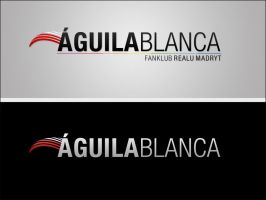 Aguila Blanca Logotype by Dr-Stein