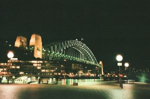 sydney@night by eglagrodion