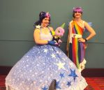 ConnectiCon '14: Twilight and Rainbow Dash Cosplay by PanicPagoda