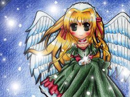 My only shining star by angelbaby1291