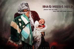 Iraq needs help by HussainHashim