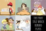 the fairy tale which kuroko plays by s-haa