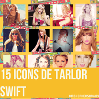 +Taylor Swift Icons. by MrsHendersonWay