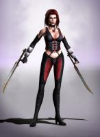 Bloodrayne by getuh