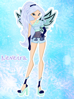 SSG Project Preview: Neveira by GlitteredWing