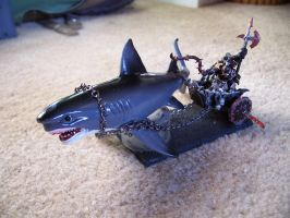 Chaos Shark Chariot by Terriss
