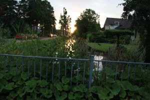 12-07-14 Winterdijk Sunset 2 by Herdervriend