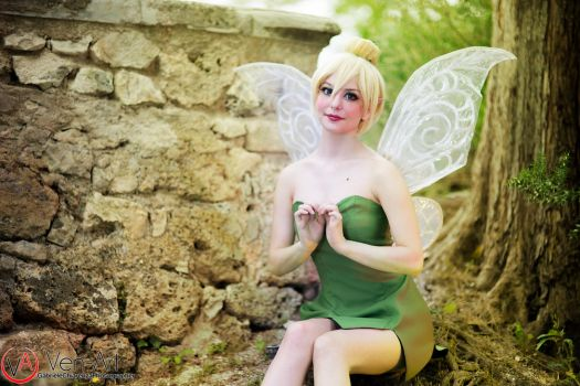 Trilli [Tinker Bell] 5 by Ven-Arts