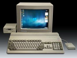 Windows 10 On A Vintage Computer?? by Seanguy4