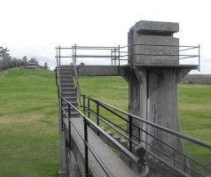 Fort Casey: Watchtower I by Photos-By-Michelle