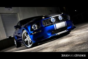 Shelby CS8 Conversion by SolidAxleStudios