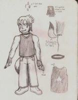 Lance redesign by TheSunnyGuy