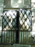 Chapel doors. by Rixu-stock