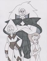 AAC: The Homeworld Gems by Gojira007