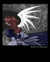 The Right to Dream by liliy