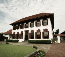 Gedung Arsip by indonesia