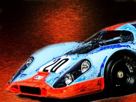 917 at Daytona by mlmustang