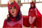 The Scarlet Witch by Inspiral