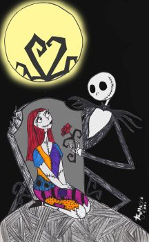 Jack and Sally by SOLLECKS