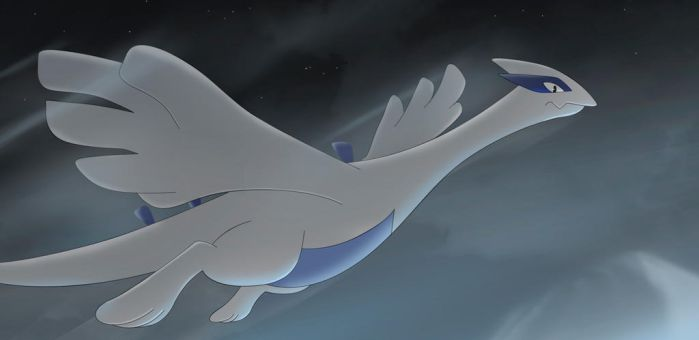 Alldex Commission: Lugia by All0412