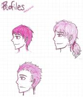 Profiles by aiko-chan14