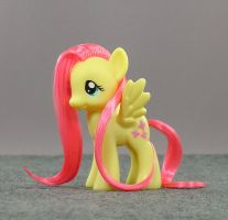 Pony Hairstyling - Fluttershy by Wes-the-Crayon