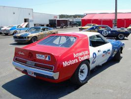 AMC Javelin Mark Donohue TA by Partywave