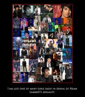 Demotivational poster:Glambert by biokma