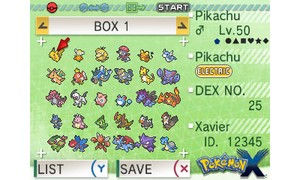 the Bank being Pokemon prerelease used. screenshot by PokemonOnlineGames