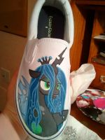 cadance and  chrysalis shoe preview 2 by Miss-Melis