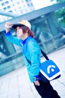 Pokemon Black/White - Touya :: 01 by soulCerulean