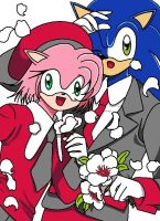 ~Sonamy~ by ccaermz