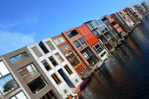 Canal Houses by mattconnect
