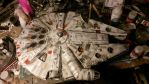 Millenium Falcon Cut-away build 6 by THE-WHITE-TIGER