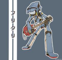 Canti FLCL by TheCongressman1