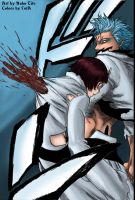 Luppi impalement by Last-of-the-Arrancar