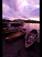 Derwent Boats II by GMCPhotographics