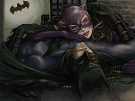 Goodnight Gotham FINISHED by kyriadalyn
