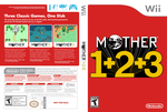 MOTHER 1+2+3 Wii Cover by pokemar