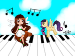 Contest- sweet music by Titi-0910