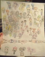 All the vocaloids by Riji-Chanz