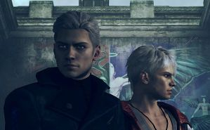Dante and Vergil by YaninaJohnson