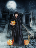 Halloween 2014 - I by Walking-Tall